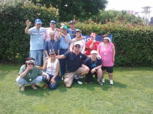 """Ragazzi Coppa """"Challenge Golf per La Vita"""""""